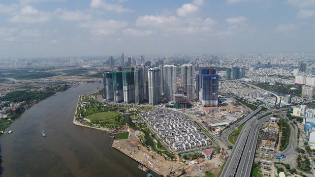 Sau khi TP phát triển hạ tầng khu Đông, đến nay quy hoạch hạ tầng khu Nam là tất yếu.