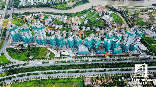 Mặt bằng giá bất động sản tại TPHCM dự kiến tiếp tục tăng trong năm 2018