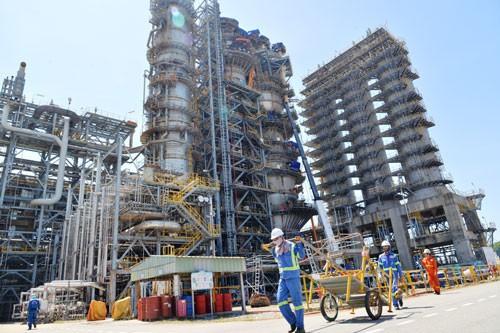 Ngày 17-1 sẽ diễn ra đấu giá cổ phần Công ty TNHH MTV Lọc hóa dầu Bình Sơn, đơn vị quản lý Nhà máy Lọc dầu Dung Quất Ảnh: Tử Trực